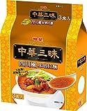 明星 中華三昧 四川風味噌拉麺 3P×2個