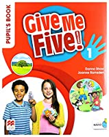 Give Me Five! Level 1 Pupil's Book Pack