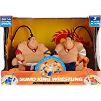 Blue Hat Sumo King Wrestling Head-2-Head Fighters One Size Multi by Blue Hat