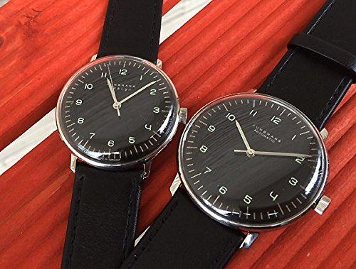 【正規輸入品】JUNGHANS(ユンハンス) 腕時計 ペアウォッチ ペア メンズ レディース junghans MAX BILL マックスビル シンプル お揃い 027.3400.00 027.3702.00 男女兼用 正規2年保証