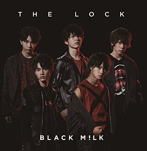 THE LOCK-BLACK M!LK