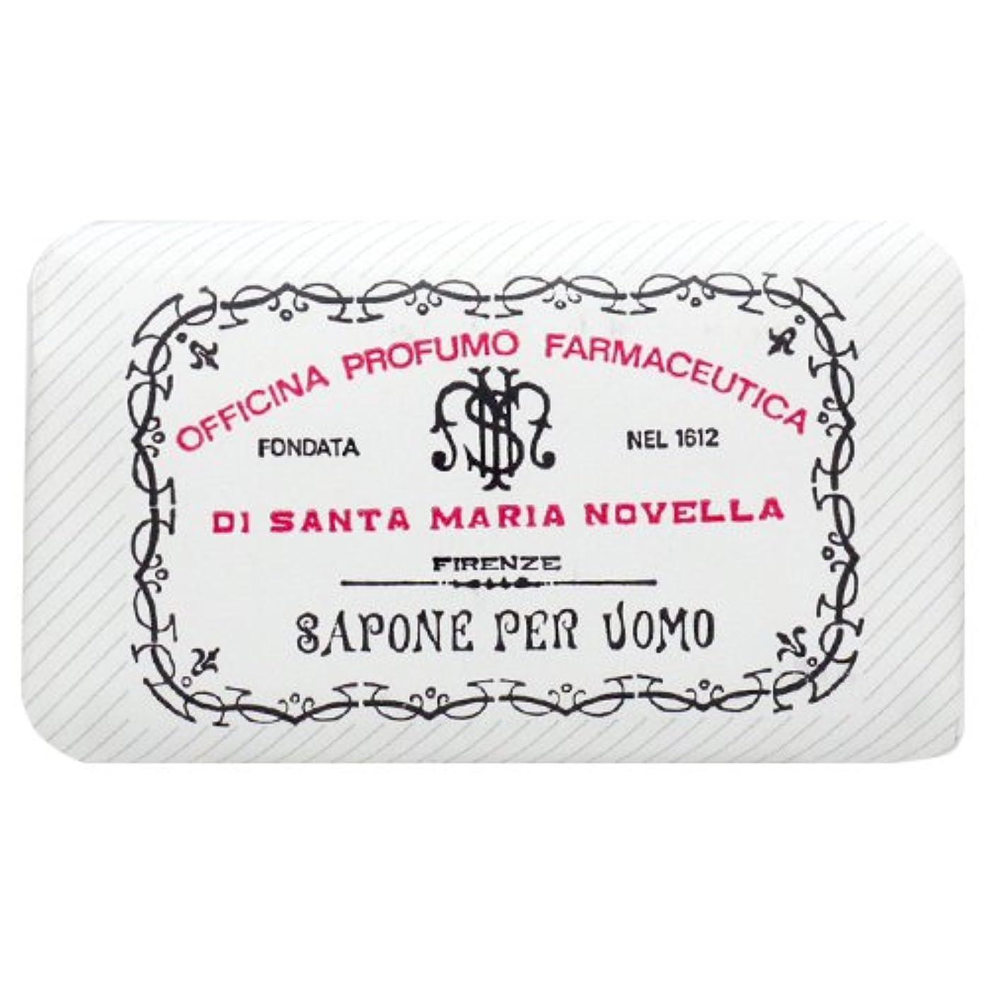 強制的運ぶスクラッチサンタマリアノヴェッラ メンズ ソープ ポプリ 130g 【並行輸入品】