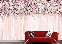 Minyose 壁紙 カスタム3D壁紙壁画現代高品質芸術インク風景画インク霧吹流し壁紙家の装飾