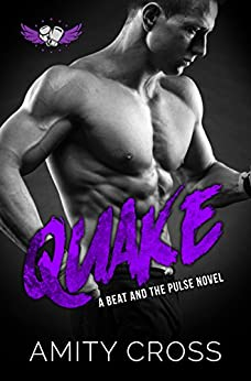 Quake: #8 The Beat and The Pulse by [Cross, Amity]