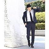 タケオキクチ 【 WEB 限定 】バーズアイスーツ [ メンズ スーツ ] G8766348 03(L) ネイビー(093)