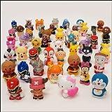人形すくいセットの人形のみ(100ヶ)【キャラクター人形 お祭り販売品 縁日】  2888