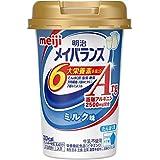 【まとめ買い】明治 メイバランス ArgMiniカップ ミルク味 125ml×12本
