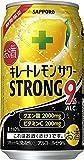サッポロ キレートレモンサワー ストロング 350ml×24本