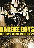 BARBEE BOYS IN TOKYO DOME 1988.08.22[DVD]