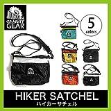 グラナイトギア ハイカーサチェル ショルダー ポーチ hiker satchel 3.レッド/レモン/ブルーベリー