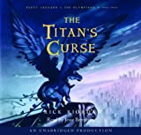 The Titan's Curse (AUDIOBOOK) [CD] (Percy Jackson and the Olympians Book 3)