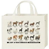 エムワイディエス(MYDS) 犬種リスト(超小型~小型犬)/キャンバス スクエア トートバッグ