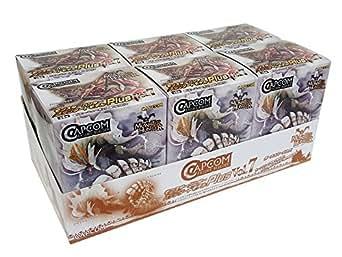 カプコンフィギュアビルダー モンスターハンター スタンダードモデル Plus Vol.7 BOX商品 1BOX = 6個入り、全6種類+ボーナスパーツ