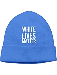 SmokyBird ニットキャップ ニット帽 ビーニー 防寒 ワッチ CAP アメカジ 英字 白人 デモ 社会 差別 White Lives Matter イベント