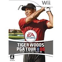 タイガー・ウッズ PGA TOUR 08 - Wii