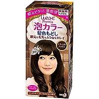 【セット品】リーゼ プリティア 泡カラー 髪色もどしナチュラルブラウン 108ml×6個