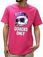 (ビーワンソウル) B ONE SOUL Tシャツ メンズ ブランド 半袖 ロゴ ダックデュード 夏 2color