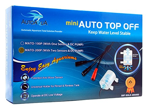 AUTOAQUA MINI AUTO TOP OFF MATO-200P(水位コントロールセット)