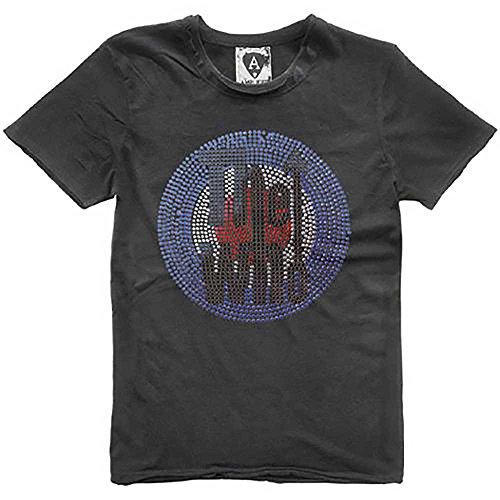 WHO - The Who Diamante(ブランド:AMPLIFIED VINTAGE)/ Tシャツ/ メンズ 【公式 / オフィシャル】