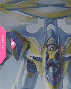 【Amazon.co.jp限定】 マクロスΔ 05 [Macross Delta 05] (特装限定版) (全巻購入特典:「新規描き下ろしイラスト使用 A4特製フレーム」引換シリアルコード付) [Blu-ray]