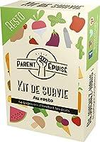 Asmodée - Parent Epuisé : Kit De Survie Au Resto - 3770006210181