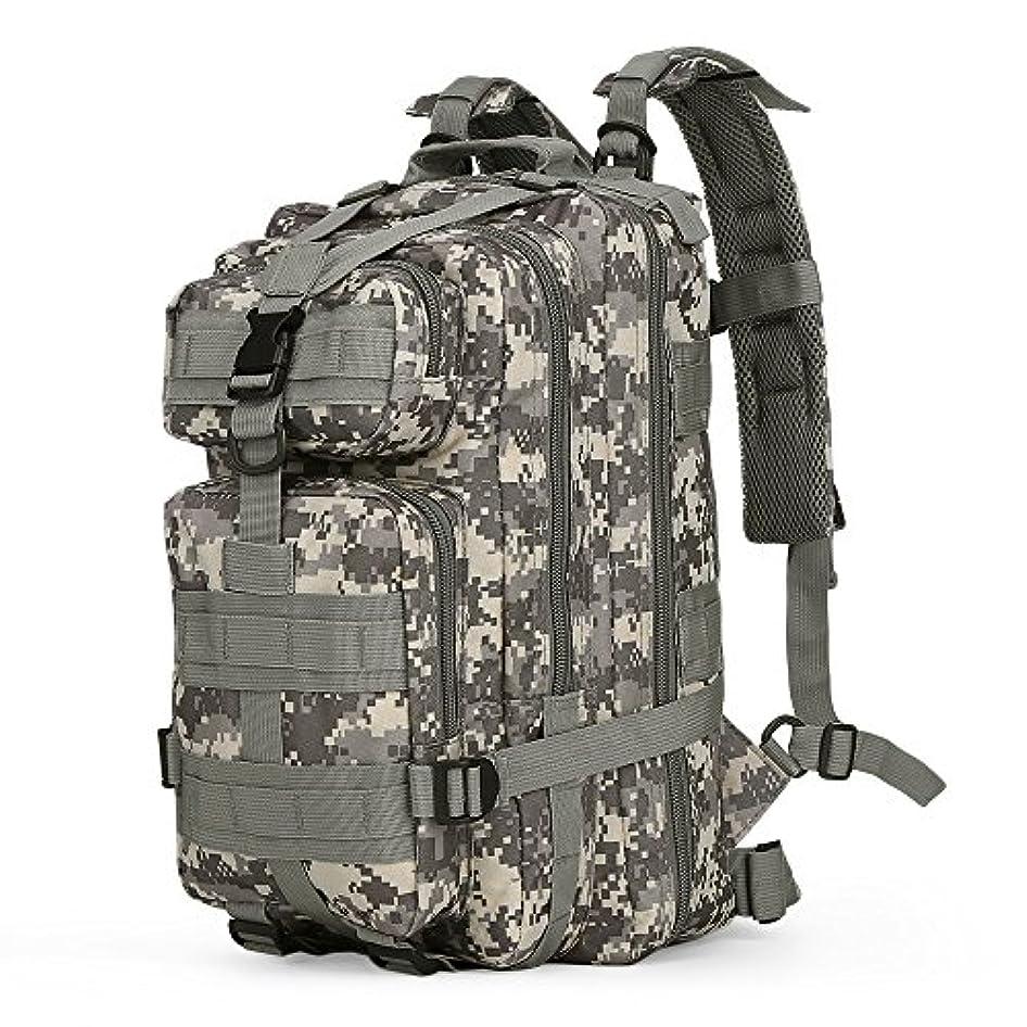 アトラスまさに以前はDream-Zone 30L タクティカル バックパック ミリタリー オックスフォード スポーツ バッグ バックパック 旅行 キャンプ ハイキング バッグ アウトドア トレッキング バックパック