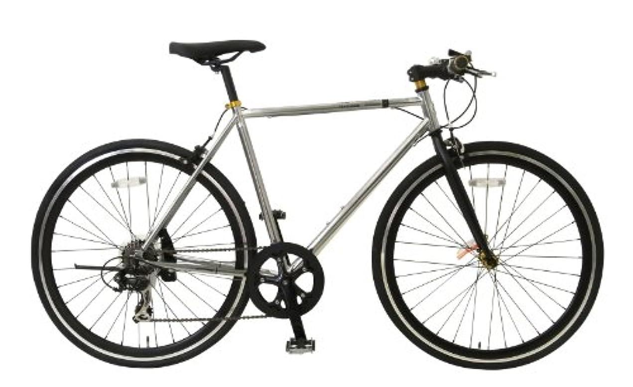 言い直すゴシップ代表団GS JAPAN(ジーエスジャパン) 700C DP780 L クロスバイク ブラック 700C CRB