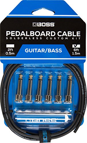 BOSS / BCK-6 Pedalboard cable kit