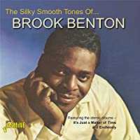 Silky Smooth Tones of...Brook Benton