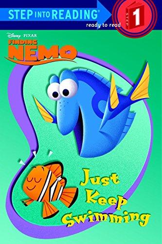Just Keep Swimming (Disney/Pixar Finding Nemo) (Step into Reading)の詳細を見る