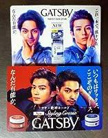 ミニポップ 2種セット 新田真剣佑 柳楽優弥 ポップ GATSBY POP