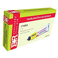 Ever Ready First Aid Foille Burn Ointment Tube