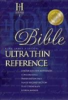 KJV Ultrathin Reference Bible (King James Version)