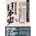 「読める年表」シリーズ