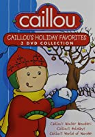 Caillou's Holiday Favorites [DVD]