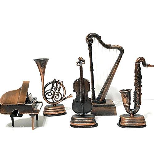 鉛筆削り(アンティークシャープナー)オーケストラセット