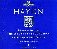 Haydn: Symphonies Nos. 1-20 (1995-05-03)