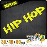 KIWISTAR - Hip Hop Music Gangsta Style Rap Ghetto 15色 - ネオン+クロム! ステッカービニールオートバイ