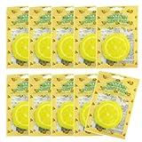 ピュアスマイル ジューシーポイントパッド レモン10パックセット(1パック10枚入 合計100枚)