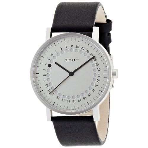 [エービーアート]a.b.art 腕時計 Serie O O101 2009年「レッドドット賞」受賞モデル [正規輸入品]
