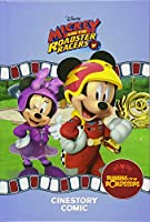 Disney Mickey and the Roadster Racers: Running of the Roadsters Cinestory Comic