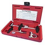 FIT TOOLS 点火プラグプーラー 点火プラグ交換専用工具 調整できる T型ハンドル付