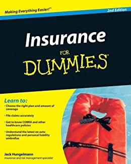 Insurance for Dummies by [Hungelmann, Jack]