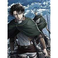 TVアニメ「進撃の巨人」 Season3 第6巻 (初回限定版) [DVD]