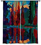 DIANOCHEデザインユニーク、装飾、ファンキー、かっこいいHooshang Khorasaniコロラド州サンセット 80w x 82h in WCLHooshangKhorColoradoSunset6