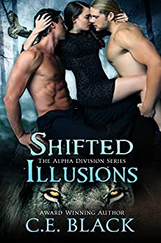Shifted Illusions (Alpha Division Book 5) by [Black, C.E.]