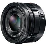 Panasonic Lumix G LEICA DG SUMMILUXレンズ、15?mm、f1.7?Asph。、プロフェッショナルミラーレスMicro Four Thirds、h-x015?(USAブラック)