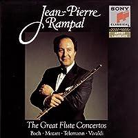 Great Flute Concertos