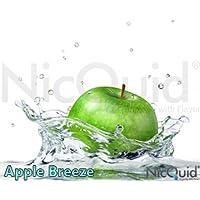 電子タバコ用リキッド NicQuid Apple Breeze(アップル・ブリーズ) 10ml ニコチン0mg