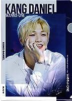 韓国 K-POP ☆WANNA ONE ワナワン KANG DANIEL カン・ダニエル☆ クリアファイル A4サイズ クリアホルダー